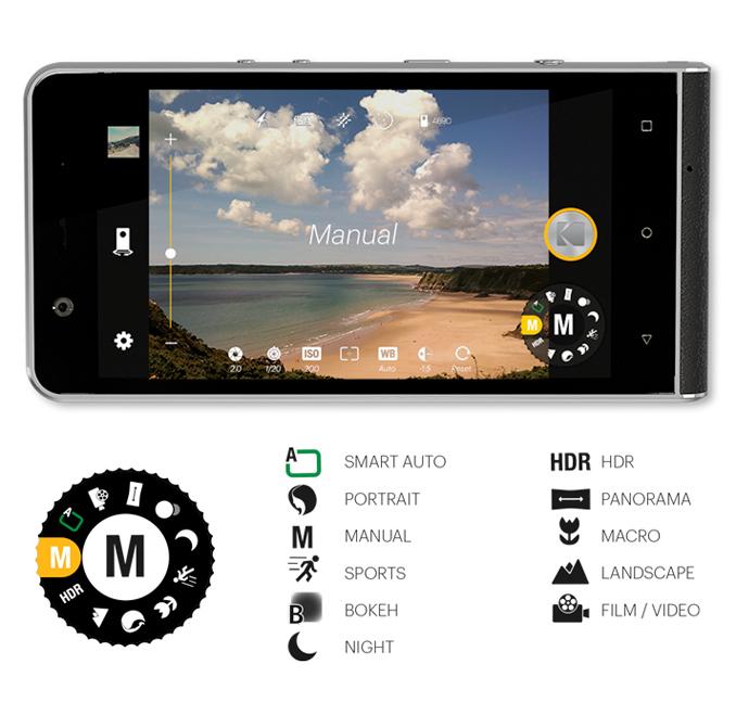 Kodak Ektra Smartphone